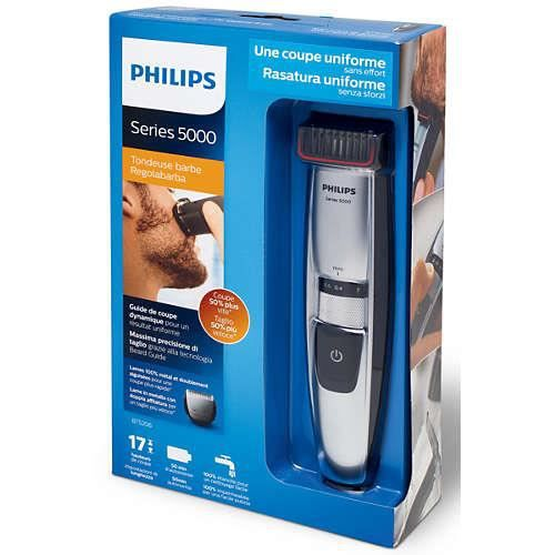 RASOIR ÉLECTRIQUE Philips BT5206/16 Tondeuse barbe Series 5000