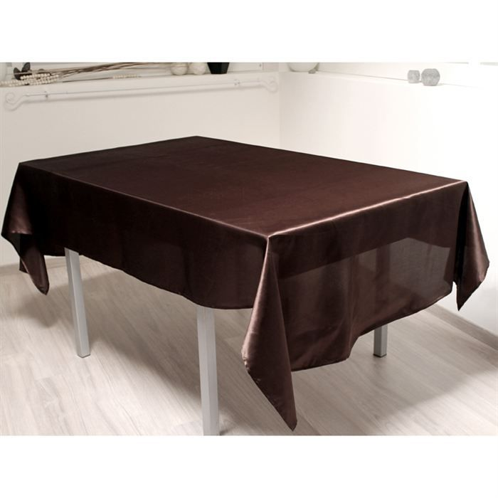 nappe table rectangle. Black Bedroom Furniture Sets. Home Design Ideas
