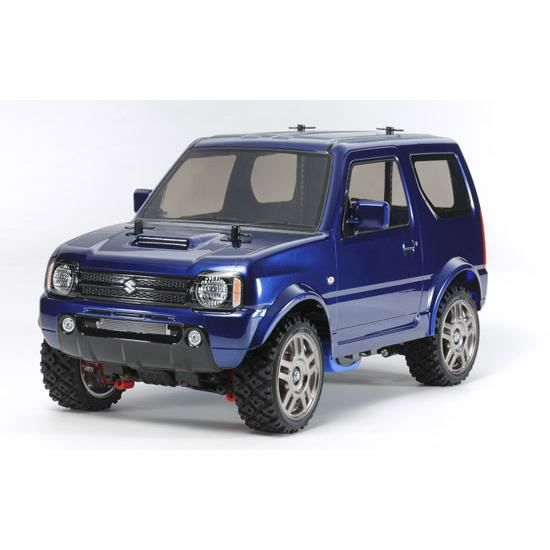 suzuki jimny mf01x 1 10 tamiya achat vente voiture camion cdiscount. Black Bedroom Furniture Sets. Home Design Ideas