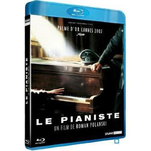 DVD FILM Blu-Ray Le pianiste