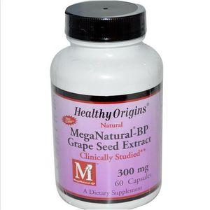SOIN VITALITÉ Healthy Origins, MegaNatural-BP extrait de pépins
