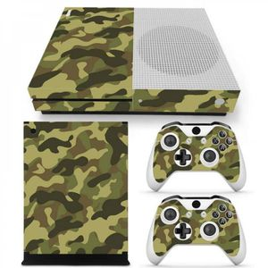 JEU XBOX ONE Autocollant Manette 1 Camouflage Version Decal Pea