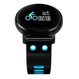 MONTRE Bluetooth Smart Watch d'IP68 étanche Fitness Track
