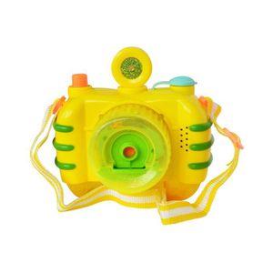 CONSOLE ÉDUCATIVE Musique pour enfants Caméra Bubble Jouets automati