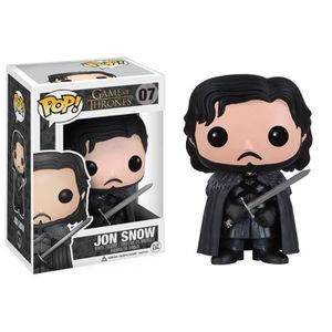 JEU SOCIÉTÉ - PLATEAU POP TV - Game of Thrones - Jon Snow