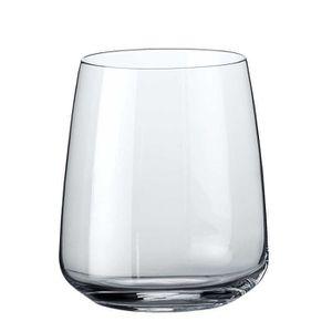 Verre à eau - Soda Gobelet en verre  37 cl - Lot de 6 pièces AURUM-