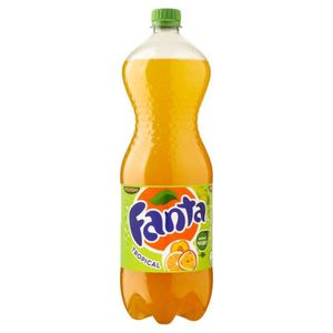 SOFT DRINKS Fanta tropical pet 1,5L