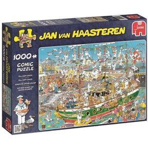 PUZZLE Puzzle 1000 Pièces - CHAOS DE GRAND VOILIER - Jan