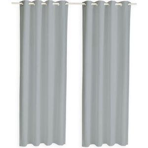 RIDEAU TODAY Paire de rideaux isolants thermiques - 140 x