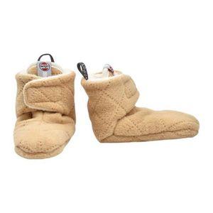 Lodger pantoufles des chaussons de bébé polaire couleurs /& tailles au choix NEUF