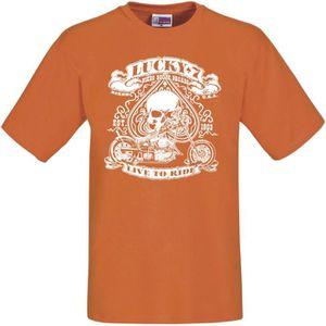 T-SHIRT Tee shirt biker Bobber chopper L…