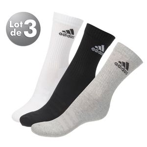 chaussettes sport adidas performance achat vente chaussettes sport adidas performance pas. Black Bedroom Furniture Sets. Home Design Ideas