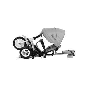 TRICYCLE Tricycle évolutif pour bébé / enfant MATRIX Rouge