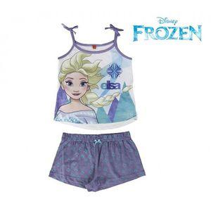 PYJAMA Pyjama Frozen Elsa 22-1976 pour enfant en coton ta