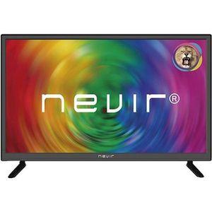 Téléviseur LED Télévision NEVIR NVR-7707-24RD2-N 24