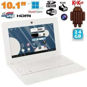 NETBOOK Mini PC Android netbook AndroidKitKat 4.4 ultra p