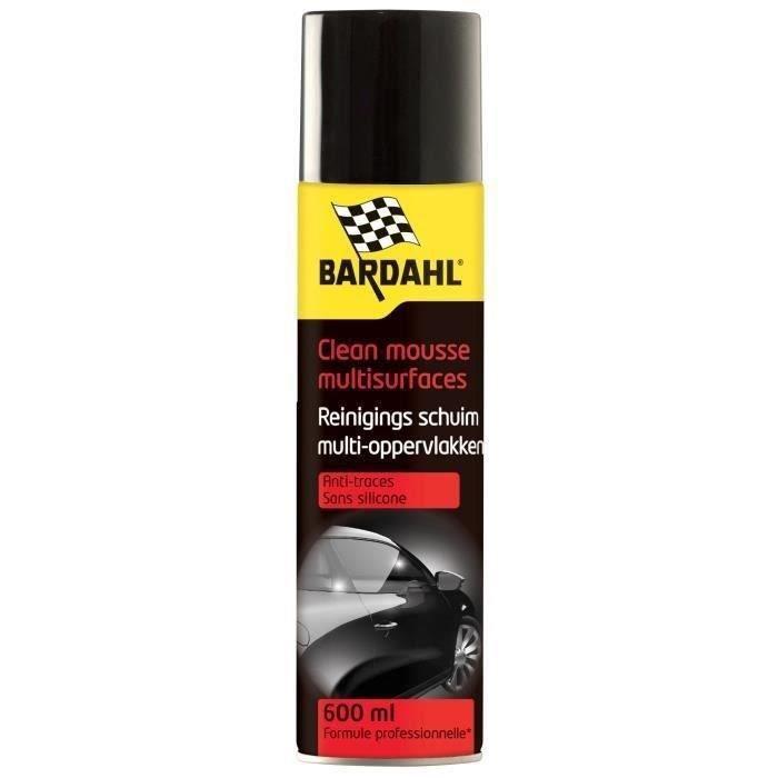 BARDAHL Clean Mousse Concentré - 600 ml