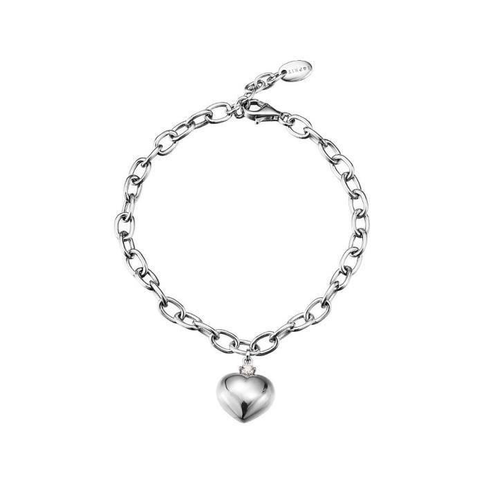 Esprit - ESBR91496A18 - Shades of Love - Bracelet Chaine Femme - Argent 925-1000 7 gr - 20 cm