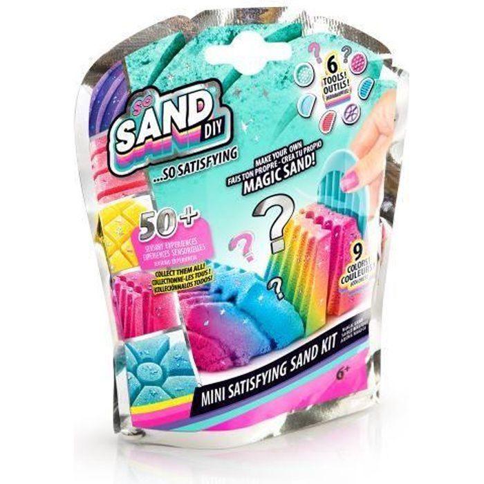 So sand Pack mystère Sable Magique - 3555801390142