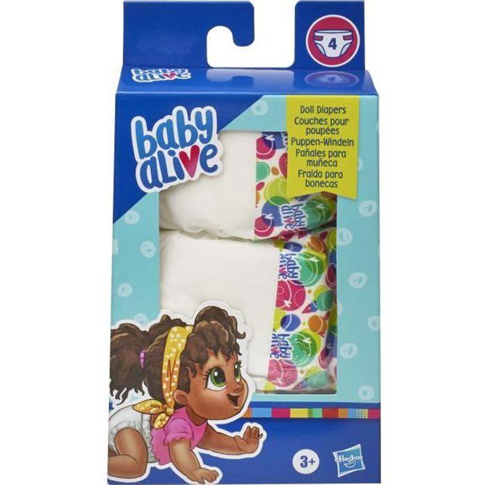 Baby Alive - Couches de rechange pour poupees et poupons