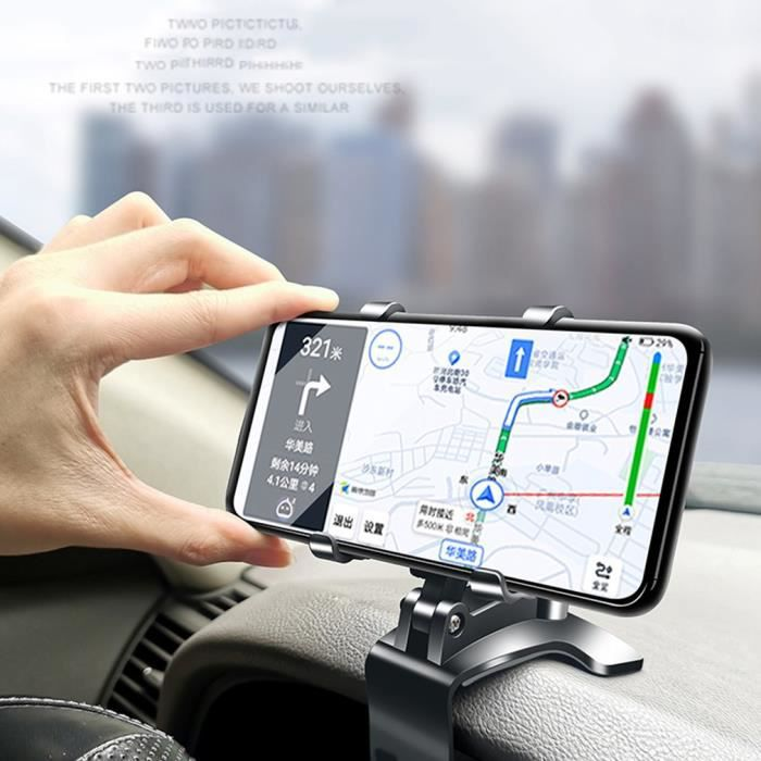 Support de téléphone de voiture ,Support de support de GPS