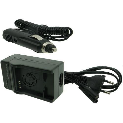 Chargeur pour PANASONIC LUMIX DMC-LZ40