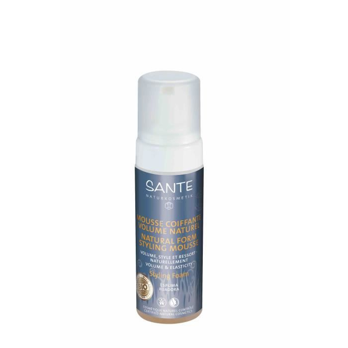 SANTE Mousse coiffante volume naturel - 150 ml