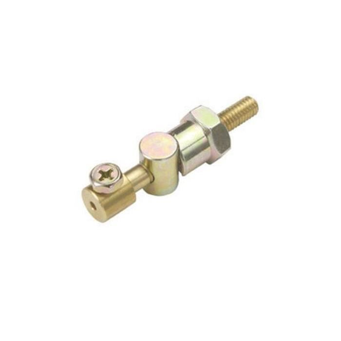 EMBOUT CABLE FILETE POUR TRANSMISSION FREIN AR SCOOTER (KIT REPARATION)