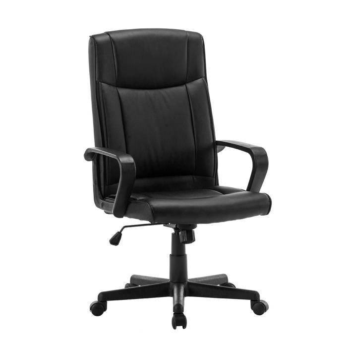 Pivotant Roulant Fauteuil de FurnitureR Chaise Bureau l1KFTJc