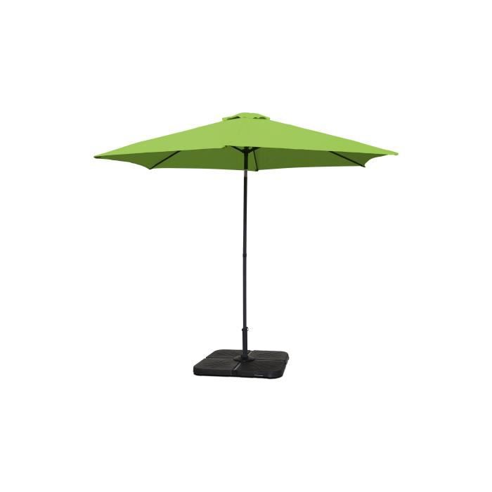 parasol 3m inclinable