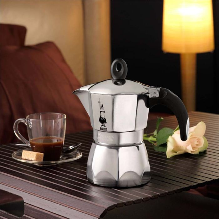 bialetti dama cafeti re 3 tasses achat vente cafeti re th i re cdiscount. Black Bedroom Furniture Sets. Home Design Ideas