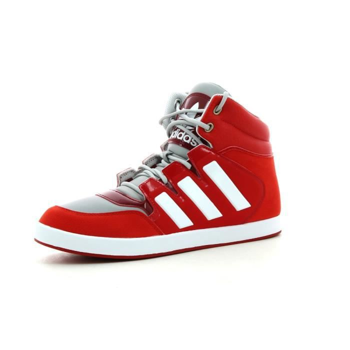 Baskets montantes Adidas Originals Dropstep Rouge Rouge