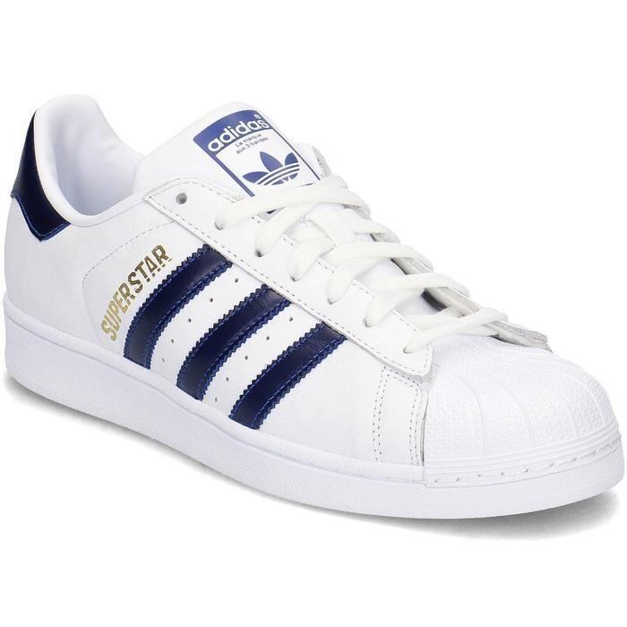 Chaussures Adidas Superstar Blanc Achat Vente basket