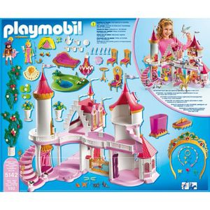Playmobil les princesses achat vente playmobil les for Playmobil princesse 5142