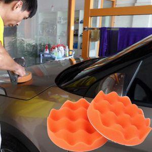 6Pcs Flanelle Disque à Polir Chiffon Polissage Abrasif Outil Rotatif champignon