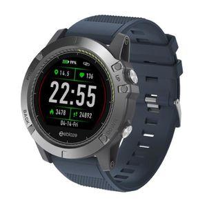 MONTRE OUTDOOR - MONTRE MARINE Zeblaze VIBE 3 HR Montre Smart Watch Phone Sports