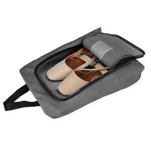 SAC DE VOYAGE Sac à chaussures de voyage portable Zip view windo