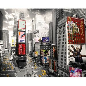 AFFICHE - POSTER New York - Time Square  - 40x50cm - AFFICHE - POST