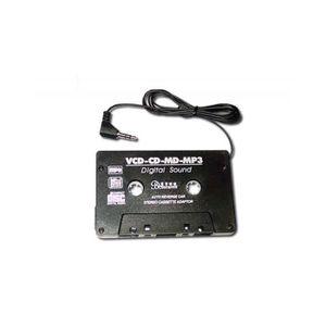 CÂBLE TV - VIDÉO - SON Adaptateur voiture Cassette pour lecteur MP3/CD No