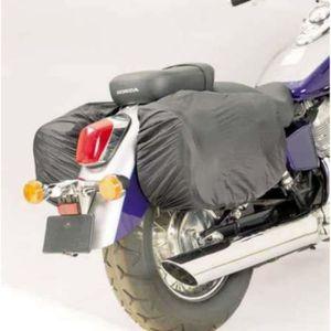 HOUSSE POUR VALISE Kit Housses de pluie Sacoches cavalières moto cust