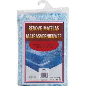 PROTÈGE MATELAS  Protège matelas fermeture à glissière 160x200cm