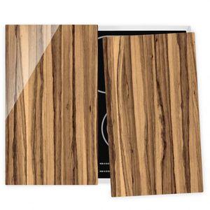 PLAQUE INDUCTION Couvre plaque de cuisson - Black Olive - 52x60cm,