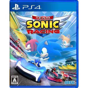 JEU PS4 Sega Team Sonic Racing SONY PS4 PLAYSTATION 4