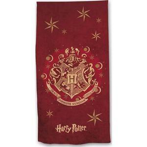 SERVIETTE DE PLAGE Drap de bain  Harry Potter en coton, serviette de
