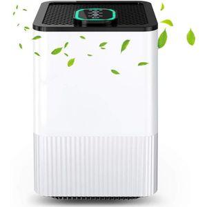 Moisissure Purificateur dair HEPA Technologies丨Purificateur dAir avec Minuterie et G/én/érateur dIons N/égatifs Animaux Domestiques Fum/ée Pollen,Poils danimaux Eliminateur 99,97/% dAllergie