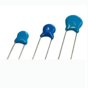 5pcs 20KV 1000PF Condensateurs en C/éramique Haute Tension Bleu Condensateur en C/éramique
