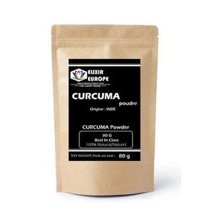 EPICE - HERBE CURCUMA poudre 80 g