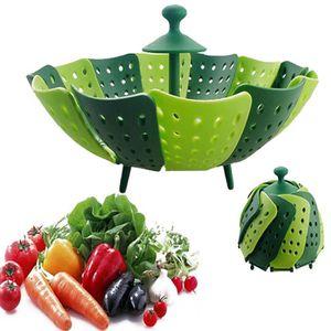 COCOTTE MINUTE panier de fruits et légumes aliments silicone vape