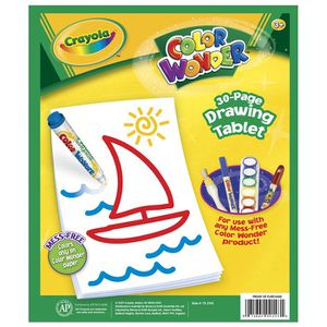 JEU DE COLORIAGE - DESSIN - POCHOIR Crayola Recharge papier Color Wonder
