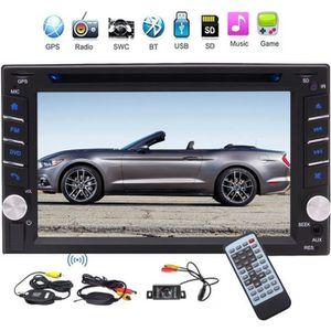 AUTORADIO EinCar Double Din voiture navigation DVD Lecteur C